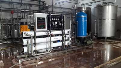 پروژه کارخانه آب معدنی